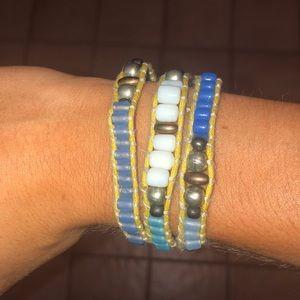 Anthropologie Wrap Around Bracelet